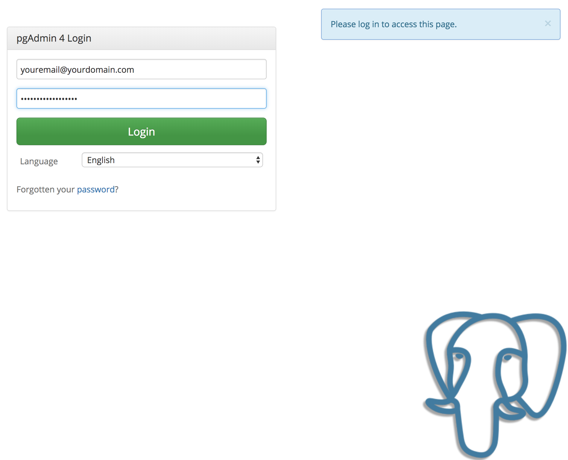 Easy PostgreSQL 10 and pgAdmin 4 Setup with Docker